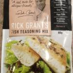 Fish Seasoning Mix