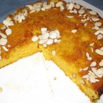 Maggies Almond Torte