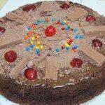 Rory's Awesome Moist Chocolate Cake