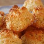 Quick Coconut Biscuits